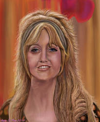Goldie Hawn by StephenL