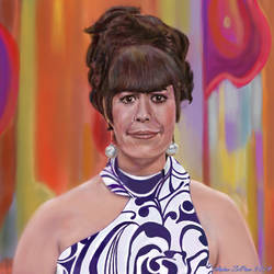 Jo Anne Worley by StephenL