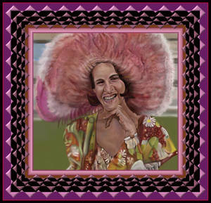 Ruth Buzzi from Rowan and Martin's Laugh In