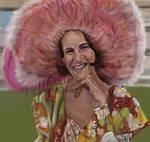 Ruth Buzzi from Rowan and Martin's Laugh In Comedy