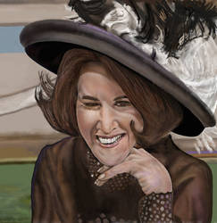 3rd Try, Ruth Buzzi by StephenL