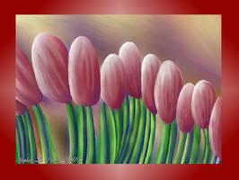 Imperfect Shape Like Flowers by StephenL