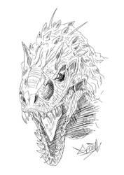 Dino Rampage by r-kidz