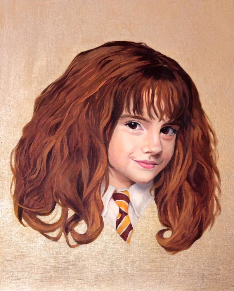 Hermione Granger by nonnahs144