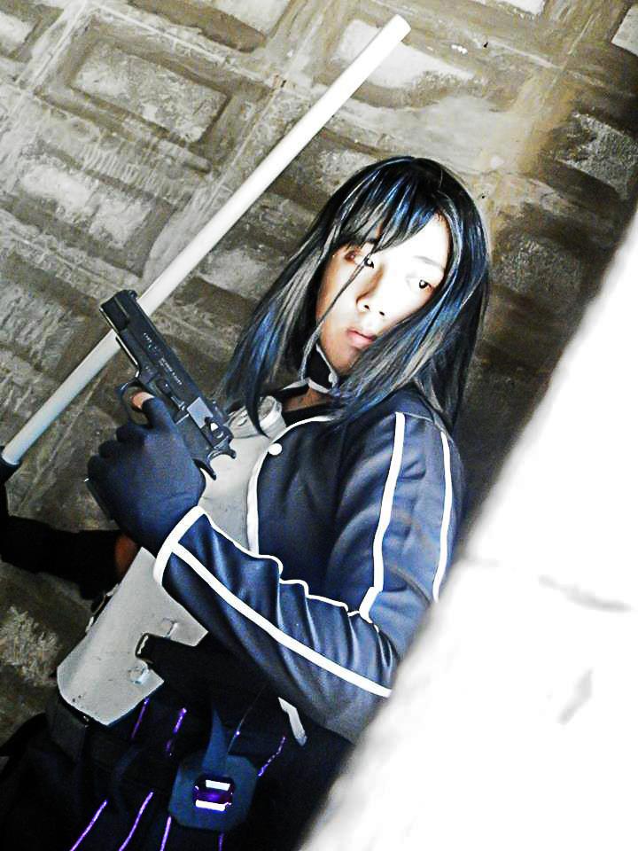 Gun Gale Onile (SAO 2) by jayceegiray