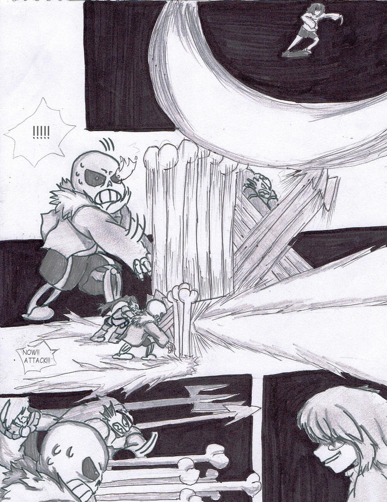 The Demon's defeat page 3 by jayceegiray