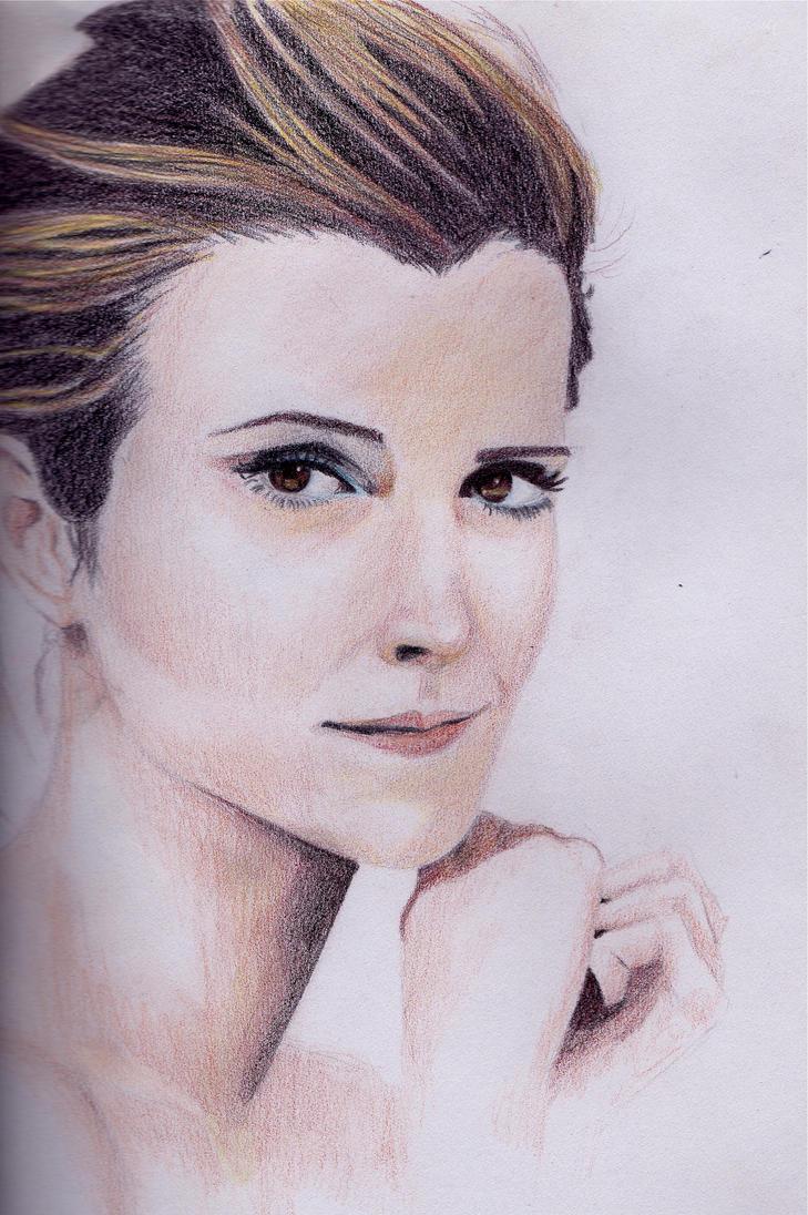 Emma Watson by saartje95