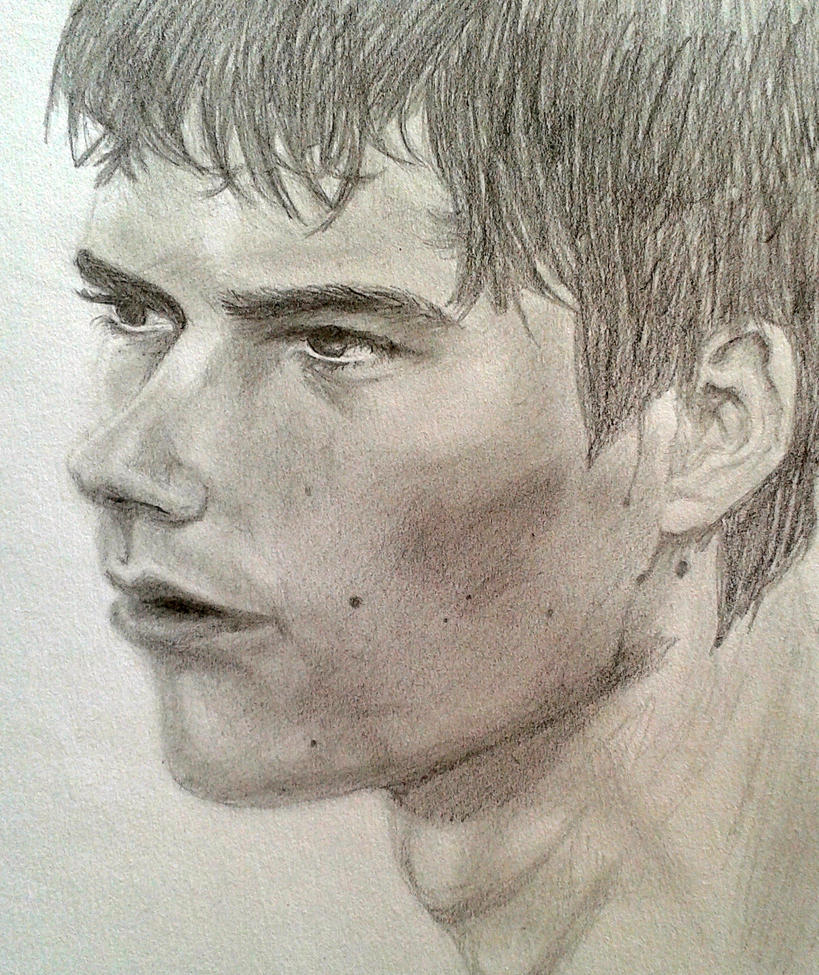 Thomas - the Maze Runner by saartje95