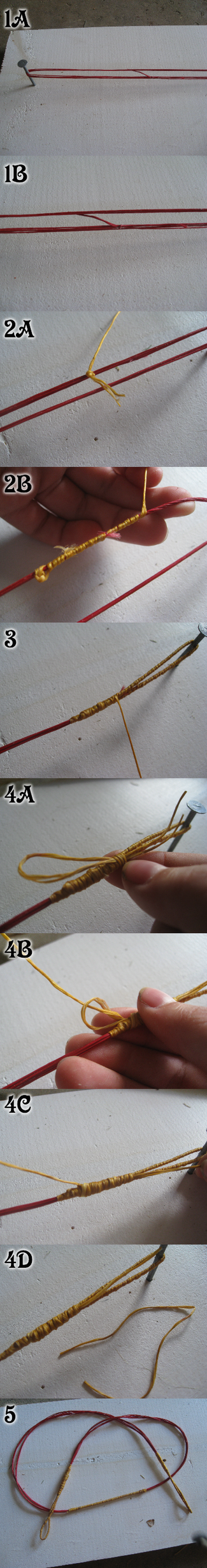 Bowstring Tutorial by Minteey