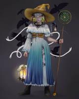Witch by Neideen