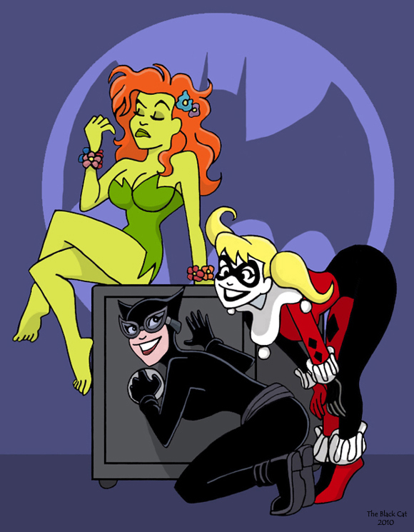Gotham Girls by TheBlackCat-Gallery