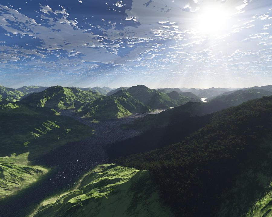 Zen Valley by Phoenix-61