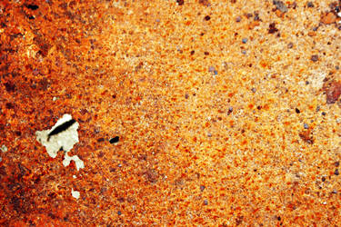 South African rust braai dish texture by Phoenix-61