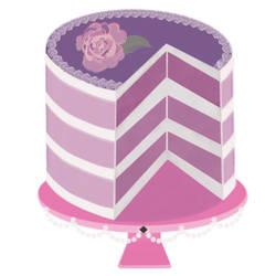 Layered Cake by cindyb399