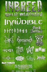 Inbreed Open Air Metal Festival 2015