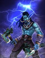 Stormbringer Daz'rokk by TharynPetralanda