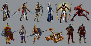 Human Civilisations Concepts