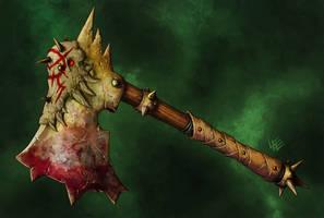 SkullBiter by LeeSmith