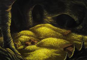Dominion: Prosperity - Hoard by LeeSmith