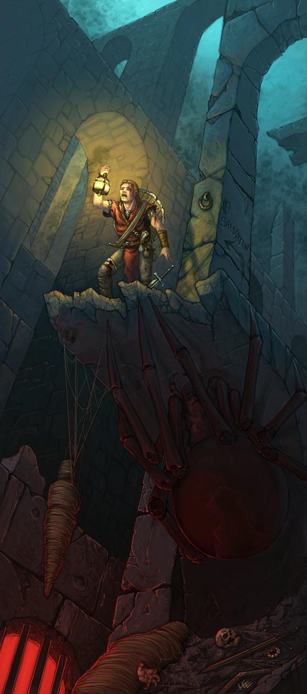 herois vilões e lendas Dungeon_delve_by_leesmith-d34usie