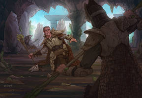 Dungeons and Dragons - Acolyte Imposter by LeeSmith