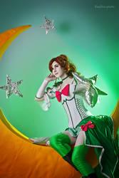 Sailor Jupiter by ArinVens