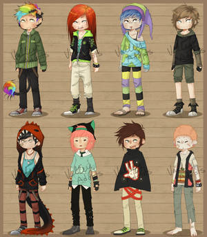 New style Adopts [CLOSED]