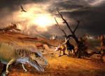 T-rex Noahs ark