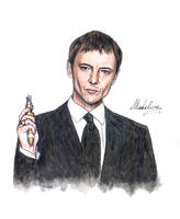 The Master (Simm) by MadelineSlytherin