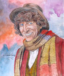 4th Doctor smile
