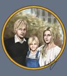 Birkin Family Portrait by MadelineSlytherin