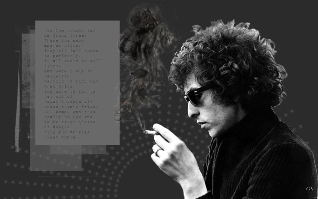 Bob Dylan Wallpaper By Calledkidblast