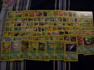 Grass cards