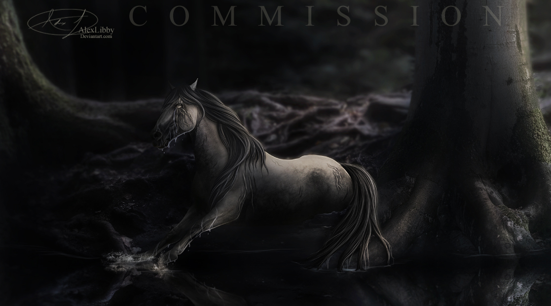 [COMM.] Xavier by AlexLibby