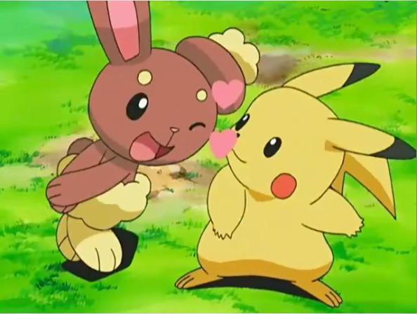 Pokemon Pikachu And Buneary Images | Pokemon Images