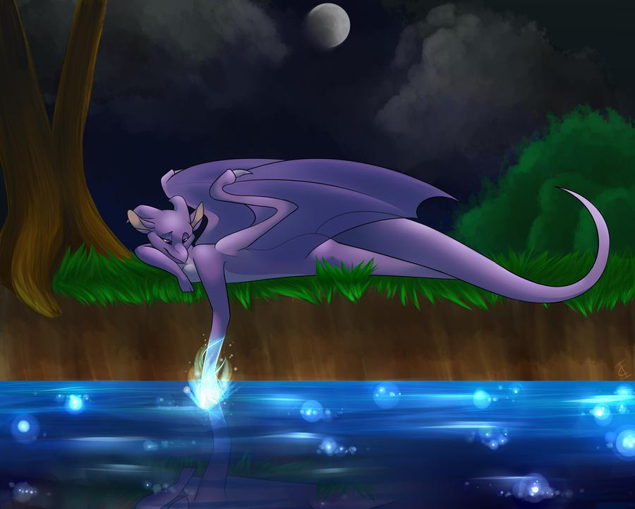 :CO: The Dragon Princess by BeautySnake