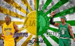 Lakers vs Celtics NBA Finals