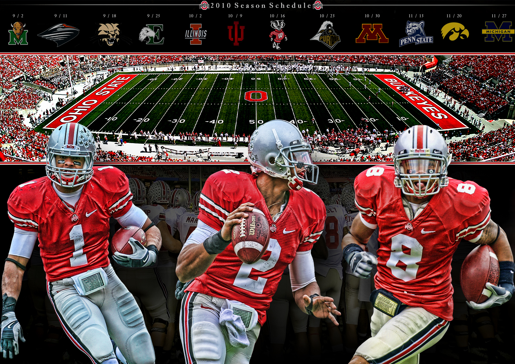 Ohio State Football Schedule:  ohio+state+football+schedule