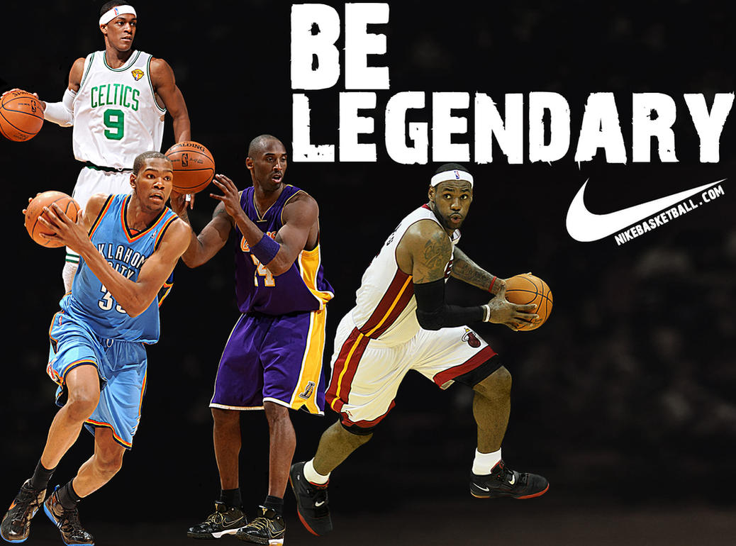 Nike Basketball Wallpaper By Rhurst