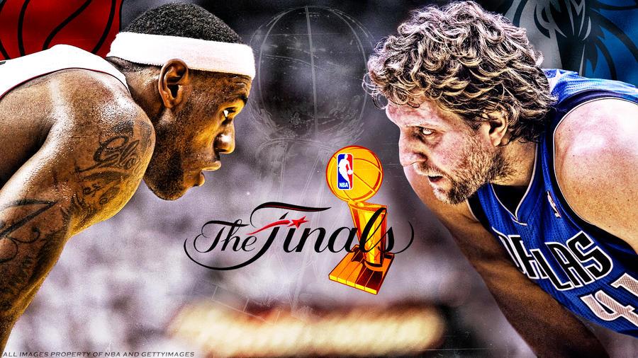 2011 NBA Finals Wallpaper by rhurst