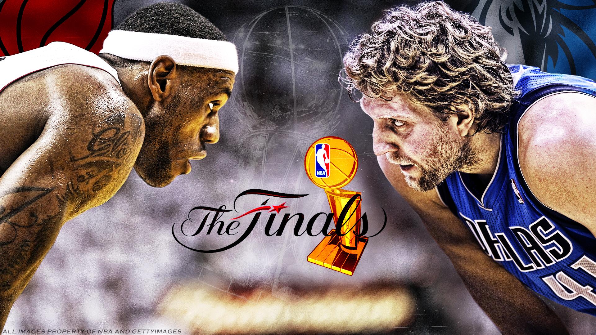 The Miami Heat vs The Dallas Mavericks - 2011 NBA Finals - Photo ...