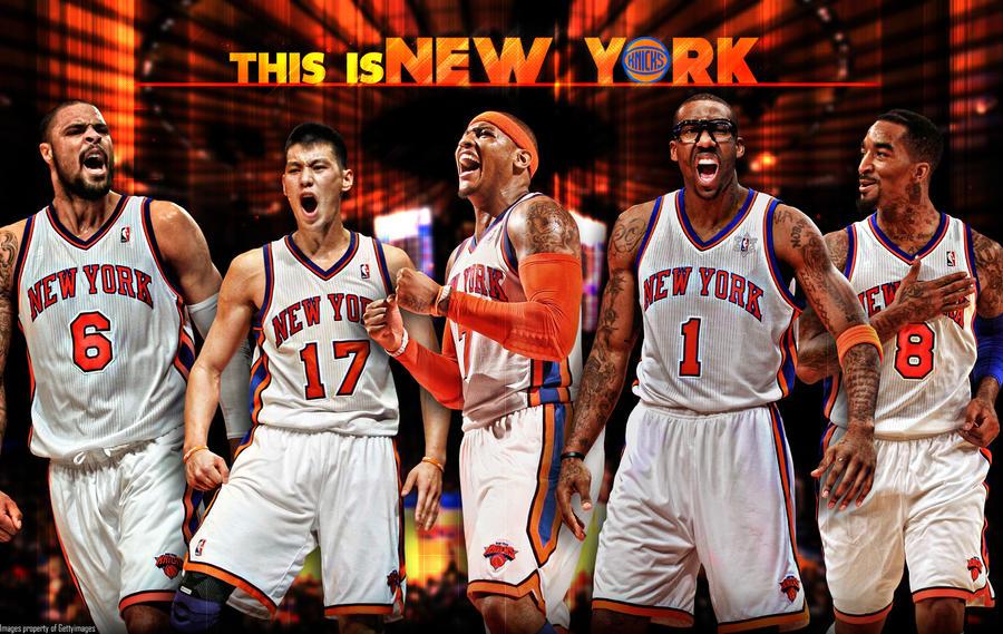 New York Knicks Wallpaper By Rhurst On Deviantart
