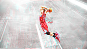 Blake Griffin 3D Wallpaper