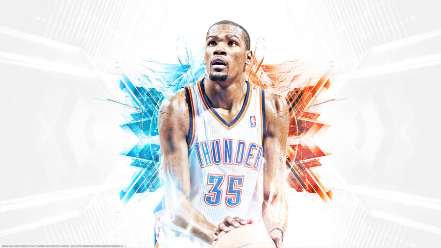 Kevin Durant 'Total Recall' Wallpaper by rhurst