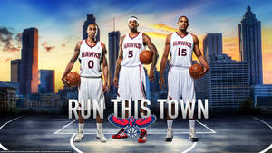 Atlanta Hawks 2013 Wallpaper