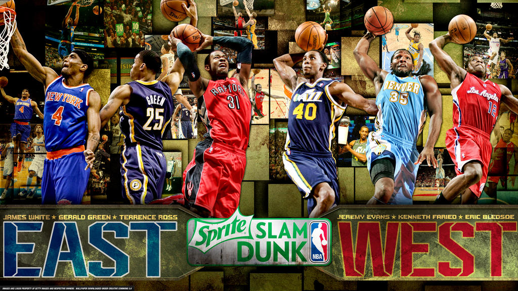2013 nba slam dunk contest wallpaper by rhurst on deviantart 2013 nba slam dunk contest wallpaper by rhurst voltagebd Choice Image