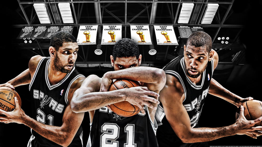 Tim Duncan 'Legacy' Wallpaper by rhurst