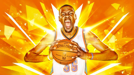 Kevin Durant 'Charged Up'