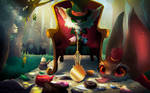 Mad Tea Party-Kled