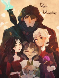 TTS-Lord Demanitus n his pupils by Qu-r